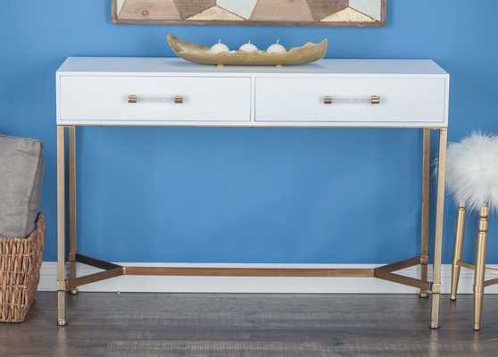 Hursey Console Table - Wayfair