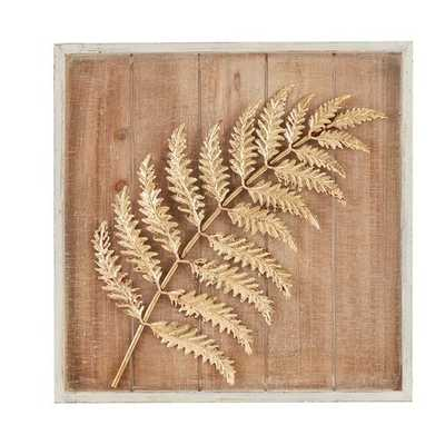 Fern Leaf Wall Décor - Wayfair