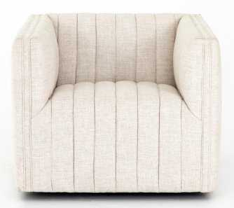 ROZ SWIVEL CHAIR, DOVER CRESCENT - Lulu and Georgia
