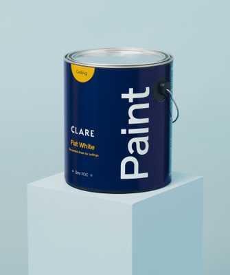 Clare Paint - Fresh Kicks - Ceiling Paint - Clare Paint