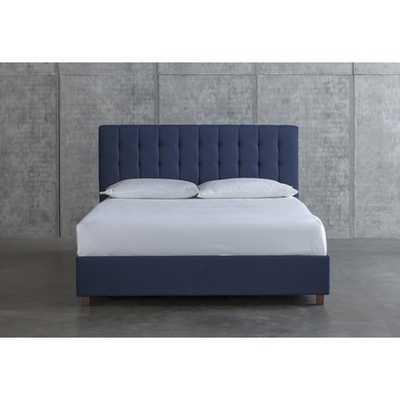 Littrell Upholstered Platform Bed - Full - AllModern