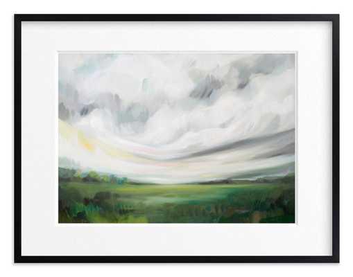 mornings away  ART PRINTS - Minted
