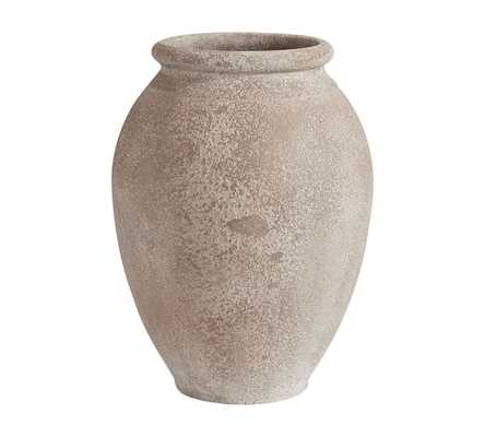 Azina Planter, Tall - Pottery Barn