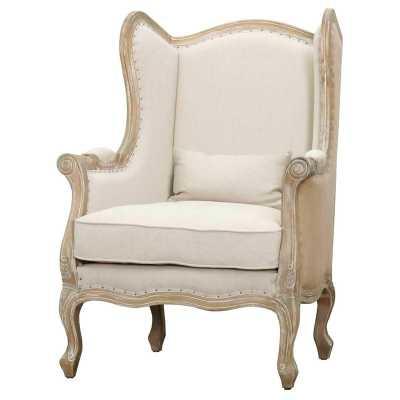 Addington Wingback Chair - Wayfair