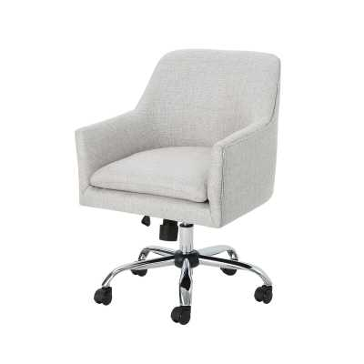 Cairo Task Chair / Light Gray - Wayfair