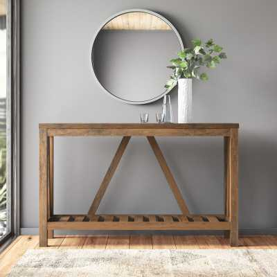 "Avalyn 52"" Console Table - AllModern"
