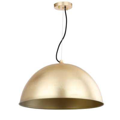 Maconay 1-Light Single Dome Pendant - Wayfair