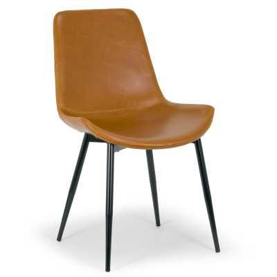 Neilson Upholstered Dining Chair (Set of 2) - Wayfair