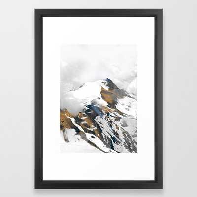 mountain 10 Framed Art Print - Society6