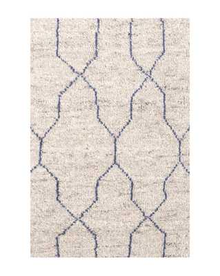 MASSENA HAND-KNOTTED RUG, 6' x 9' - McGee & Co.