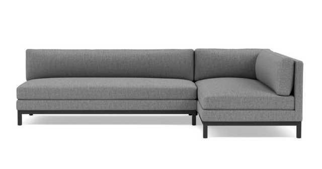 JASPER Corner Sectional Sofa - Interior Define