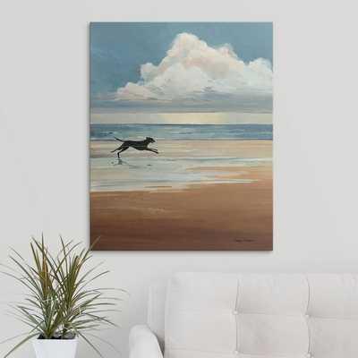 'Low Tide' Avery Tillmon Painting Print - Wayfair