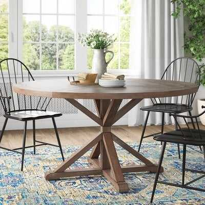 Havana Solid Wood Dining Table - Birch Lane