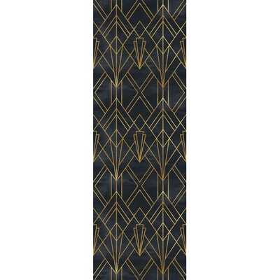 """Cortes Removable 6.25' L x 25"""" W Peel and Stick Wallpaper Roll - Wayfair"""