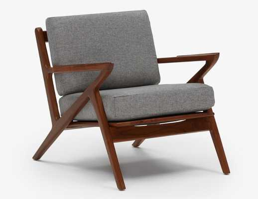 Soto Concave Arm Chair - Joybird