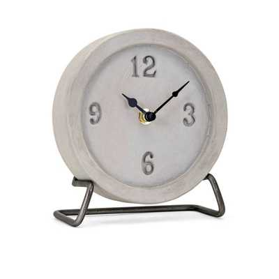 Moore Desk Clock - Mercer Collection