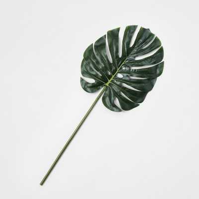 Faux Stem Split Leaf Philodendron - Target