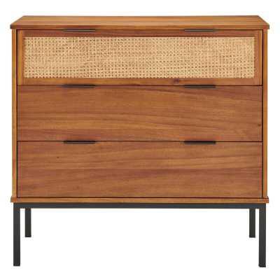 Fahey 3 Drawer Dresser - Wayfair