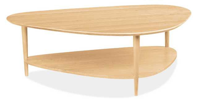 Gibson 50w 36d 16h Coffee Table - Room & Board