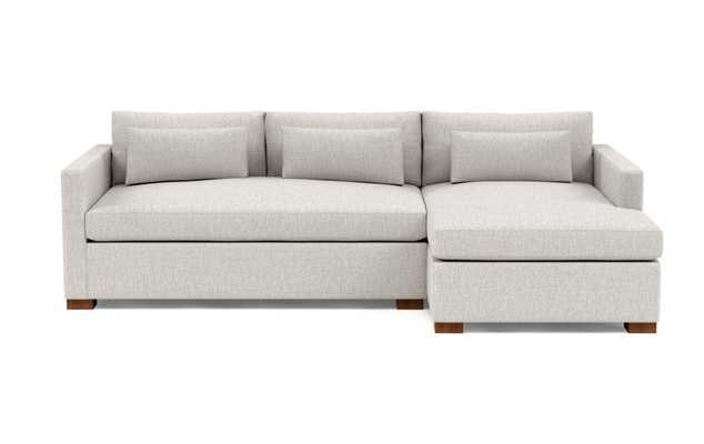 CHARLY Sectional Sofa with Right Chaise - Interior Define