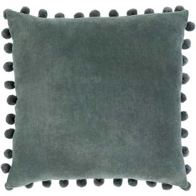 "Serengeti, 20"" Pillow with Down Insert - Neva Home"
