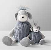 WOOLY PLUSH DOG - LARGE - RH Baby & Child