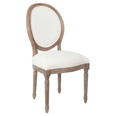 Haleigh Oval Back Upholstered Dining Chair - Wayfair