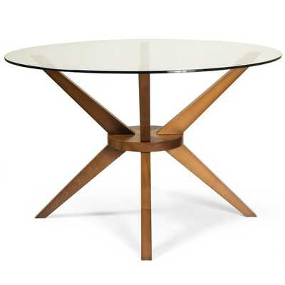 Cassidy Solid Wood Dining Table - AllModern