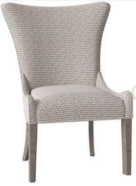 Christine Upholstered Dining Chair - Wayfair