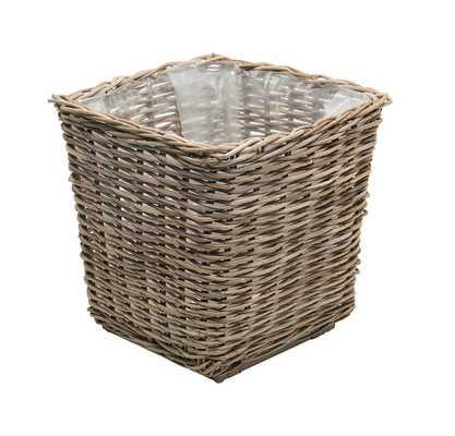 Wicker Pot Planter - Wayfair