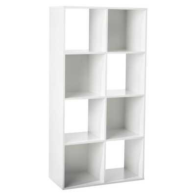 11 8-Cube Organizer Shelf White - Room Essentials - Target