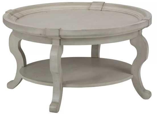 Valeriane Coffee Table with Tray Top - Wayfair