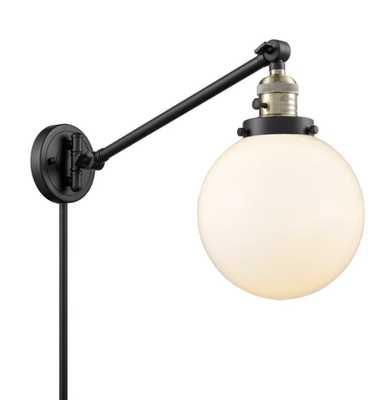 Jackeline 1-Light Swing Arm - Wayfair