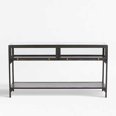Ventana Display Console Table - CB2