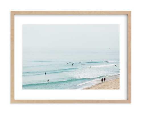 Beach Summer Blues - Minted
