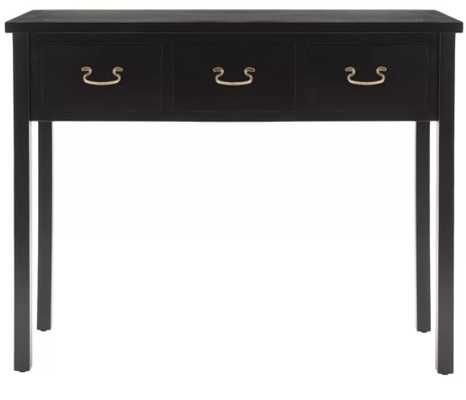 "Kenzo 39.4"" Solid Wood Console Table - Wayfair"