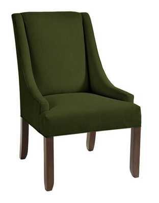 Gramercy Chair_Sundance Ivy Inside Out Performance - Ballard Designs