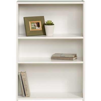 Ryker Standard Bookcase - White - Wayfair