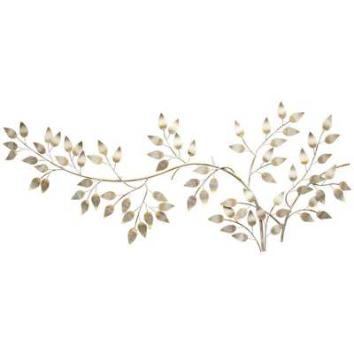 Flowing Leaves Wall Décor - AllModern