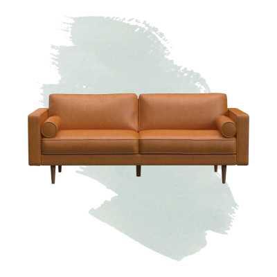 """Juno 80"""" Square Arms Sofa - Wayfair"""