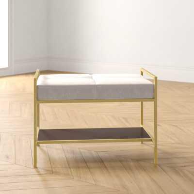 Tocoloma Upholstered Bench - Wayfair