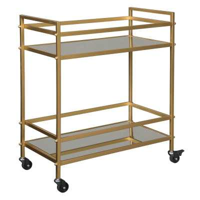 Chicago Bar Cart - AllModern
