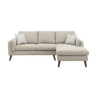 Jordana Right Hand Facing Sectional - AllModern