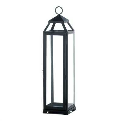 "Iron Lantern 20"" - Wayfair"