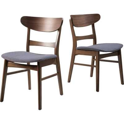 Hahn Solid Wood Dining Chair - Wayfair