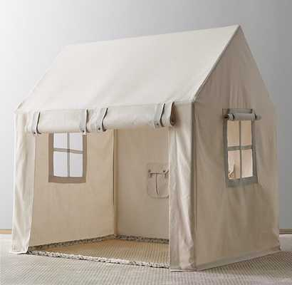 CAMP INDOOR PLAYHOUSE - NATURAL - RH Baby & Child
