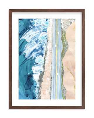Pacific Coast Highway  Limited Edition Art  by Denise Wong - Minted