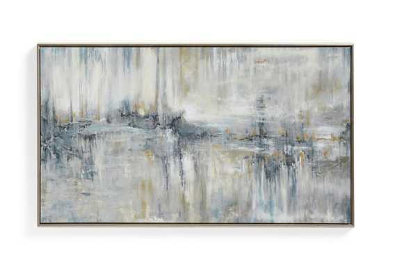 morning tide framed print - Arhaus
