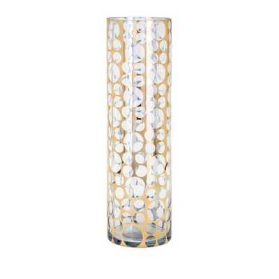 Xandra Graphic Vase - Mercer Collection