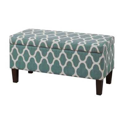 Ellianna Upholstered Storage Bench - Wayfair